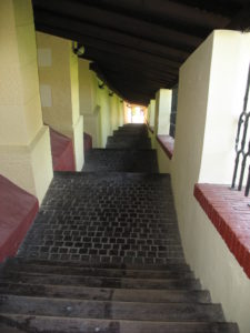 Farské schody