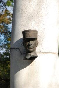 Pamätník M. R. Štefánika. Foto: Jozef Čery