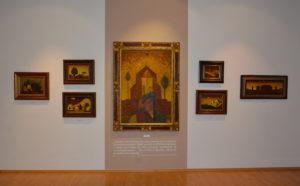 Stála expozícia M. A. Bazovského