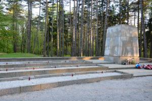 Pamätník umučených na Brezine