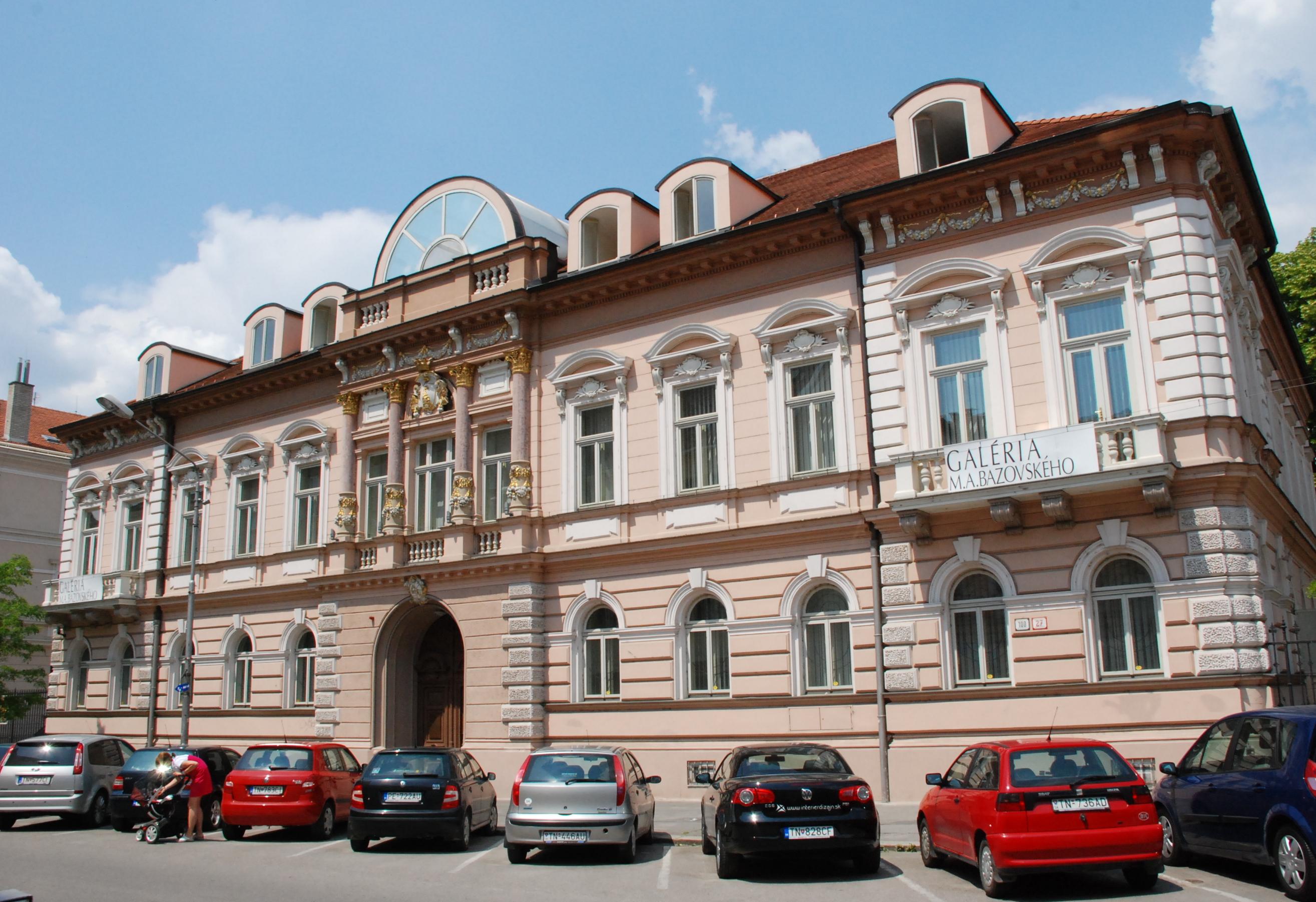 Galéria Miloša Alexandra Bazovského