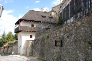 Katov dom na Matúšovej ulici