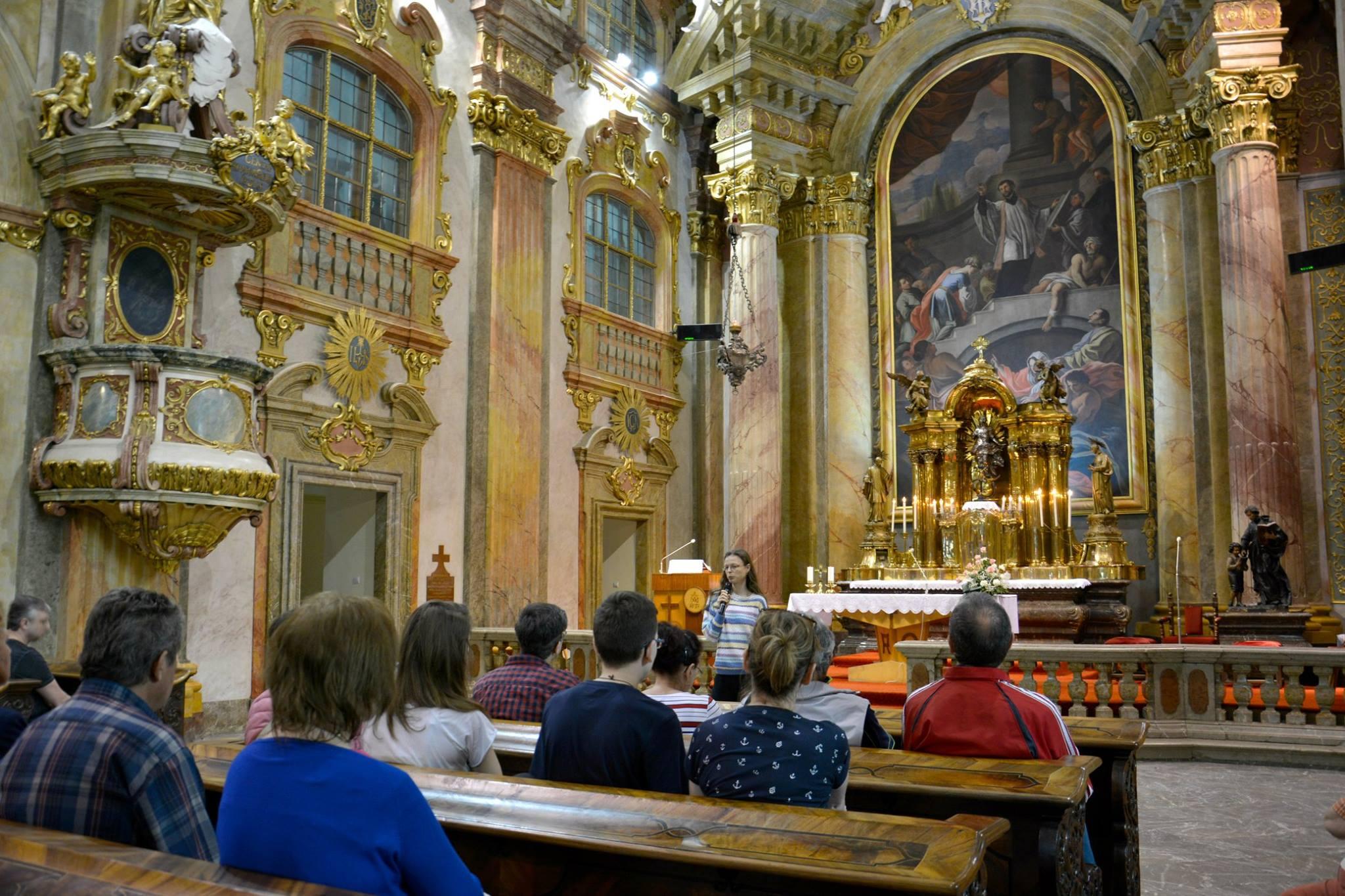 Piaristický kostol sv. Františka Xaverského
