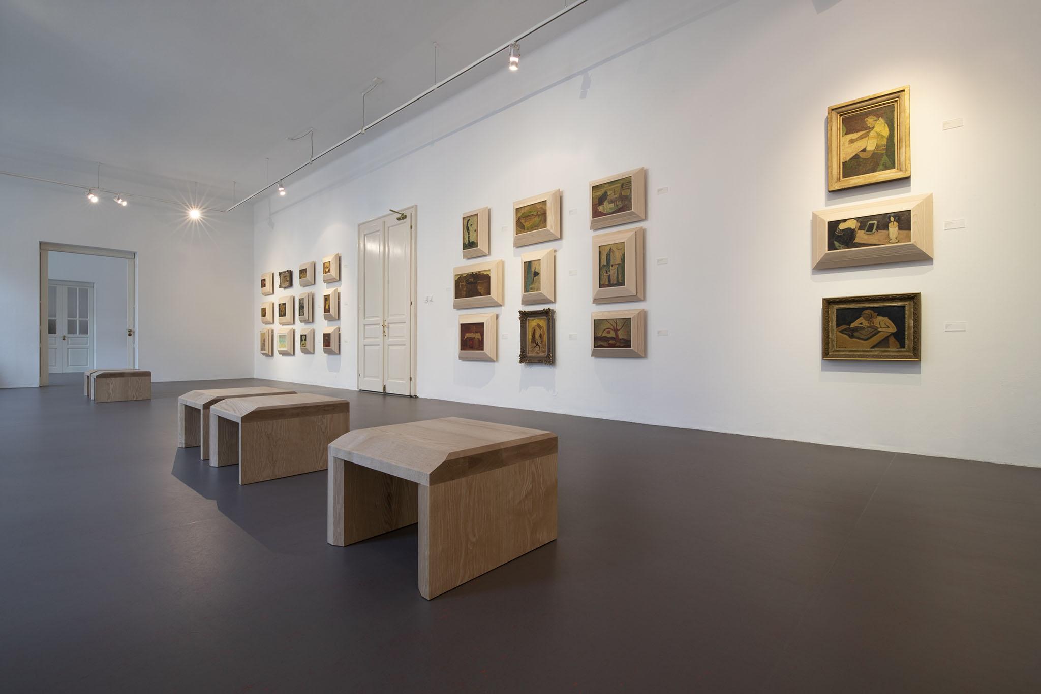 Stála expozícia diel M. A. Bazovského