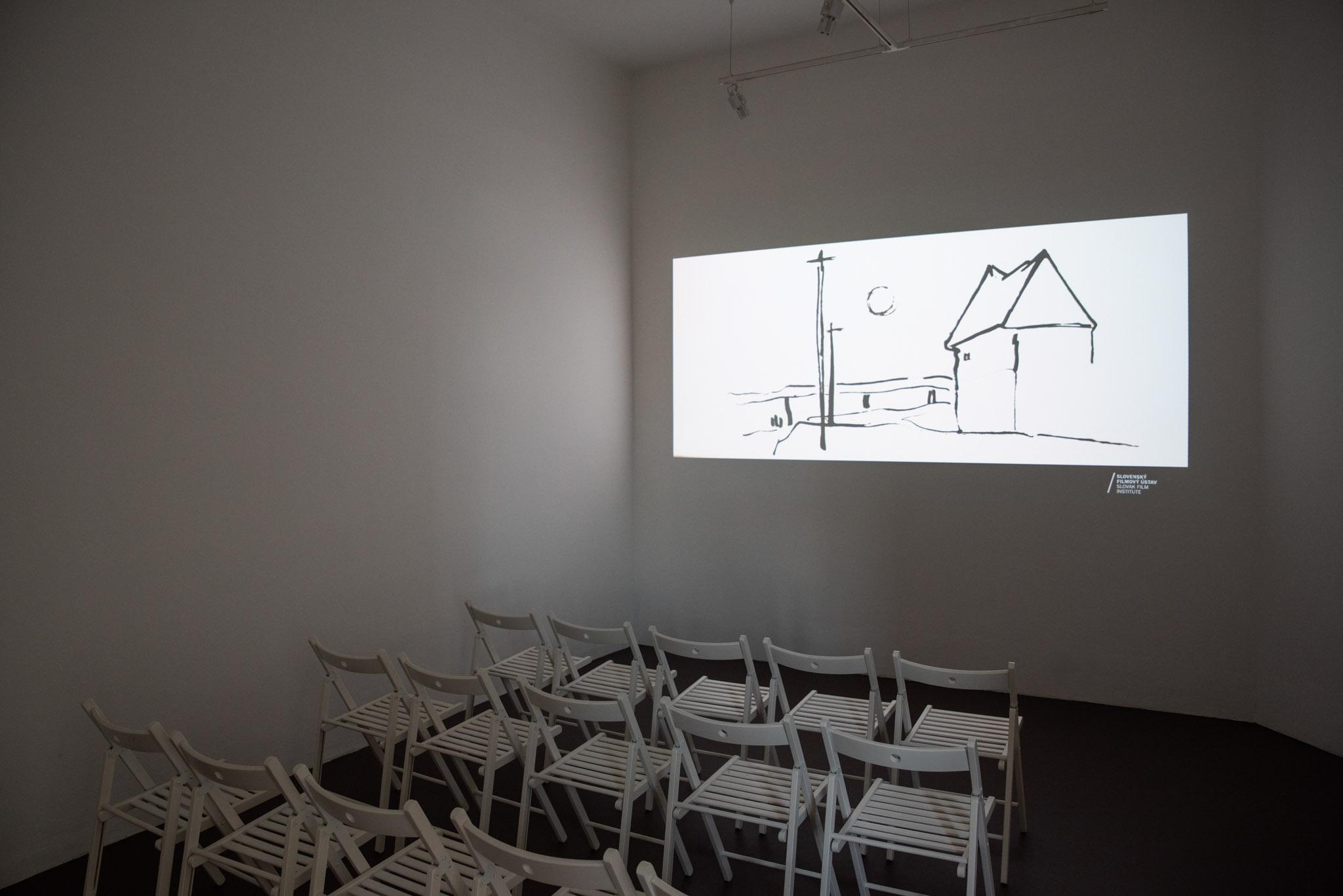Výstava v Galérii M. A. Bazovského v Trenčíne