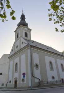 Evanjelický kostol v Trenčíne