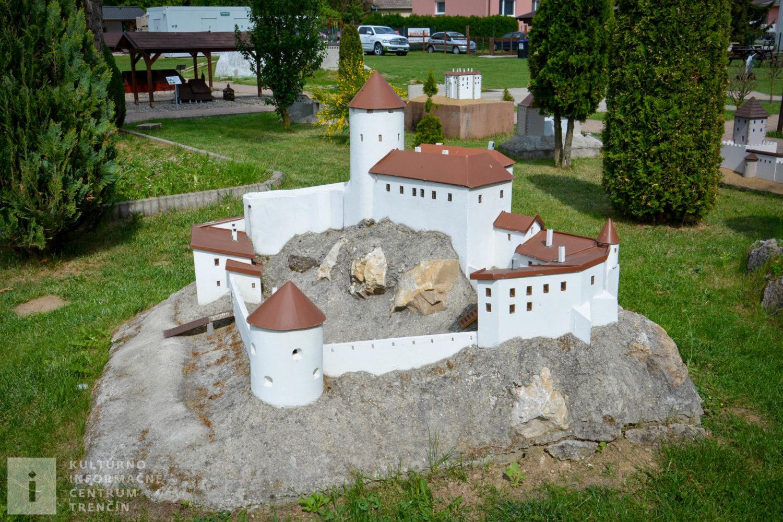 Model hradu Korlátka