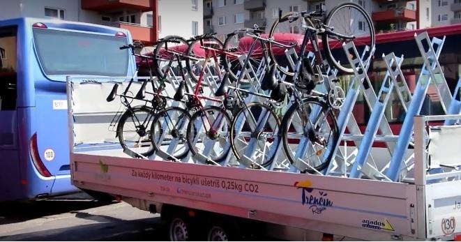 cyklobus Trenčín región