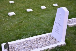 Hroby tureckých vojakov