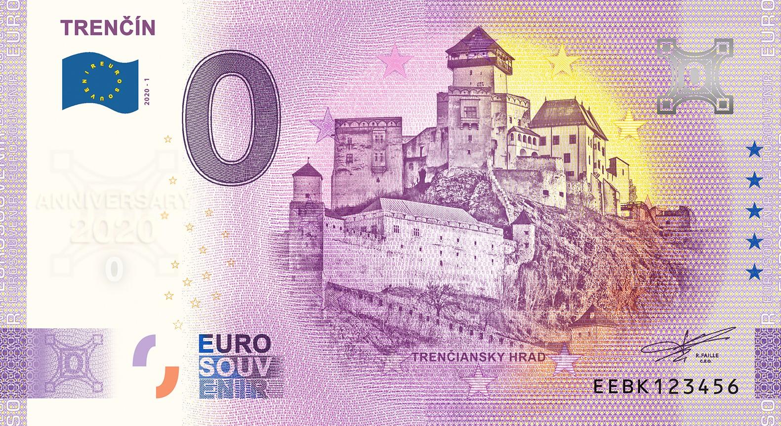 Eurobankovka Anniversary