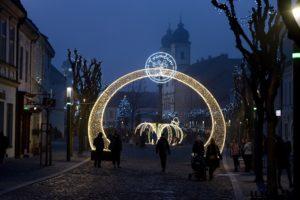 Vianočné námestie