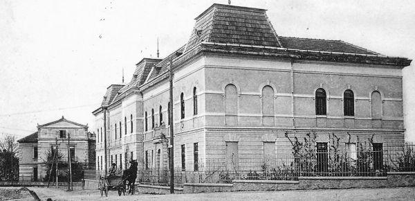 Sídlo veliteľstva SD a Einsatzkomanda 13 v Trenčíne