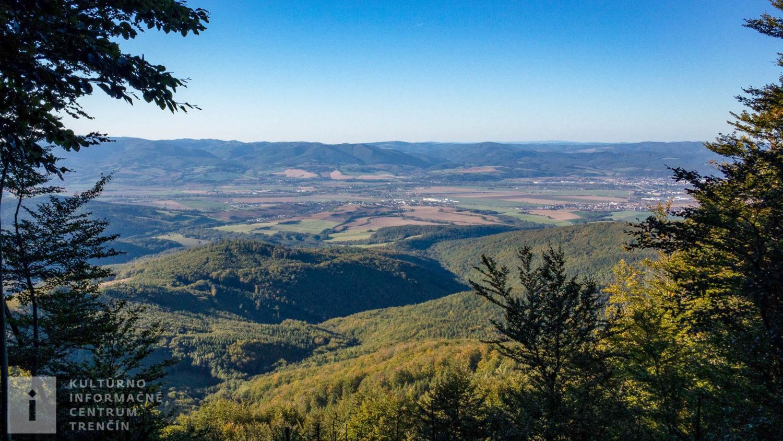 Výhľad z Považského Inovca/View from Považský Inovec