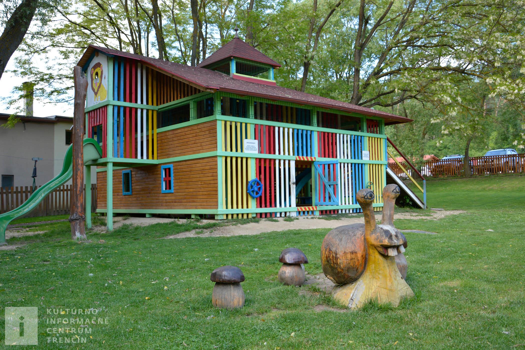 Detské ihrisko na ranči pod Babicou