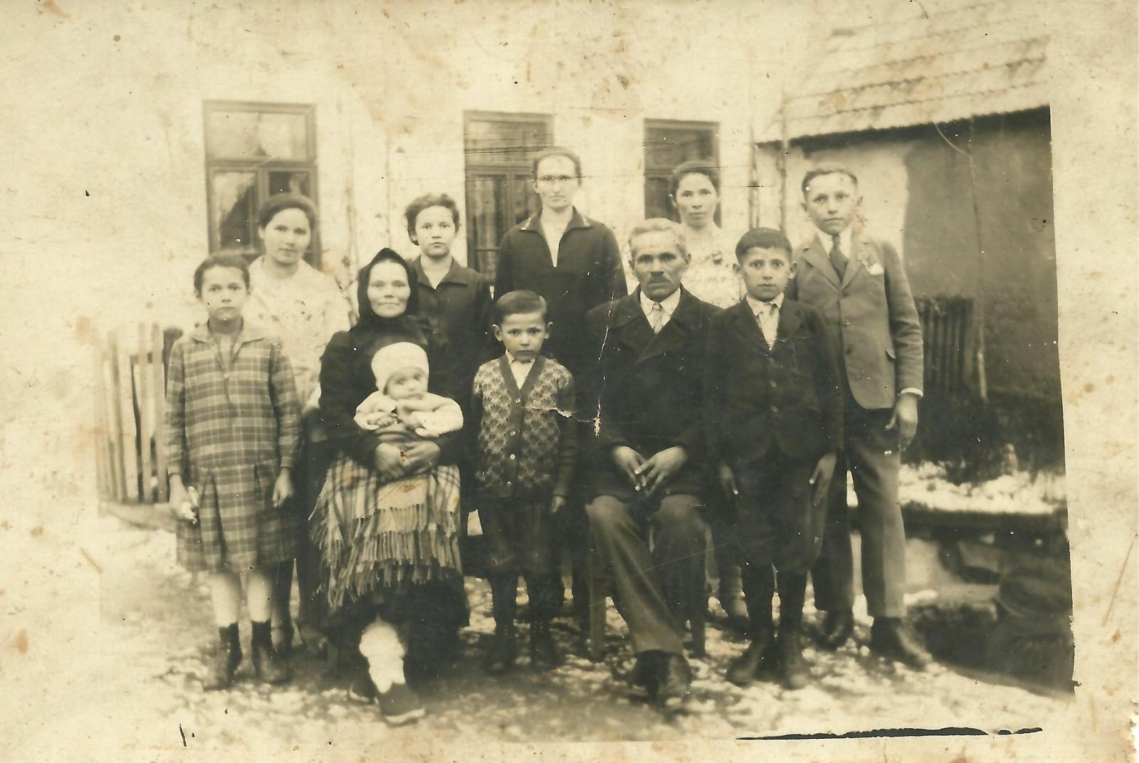Rodina Králikových z Nemšovej
