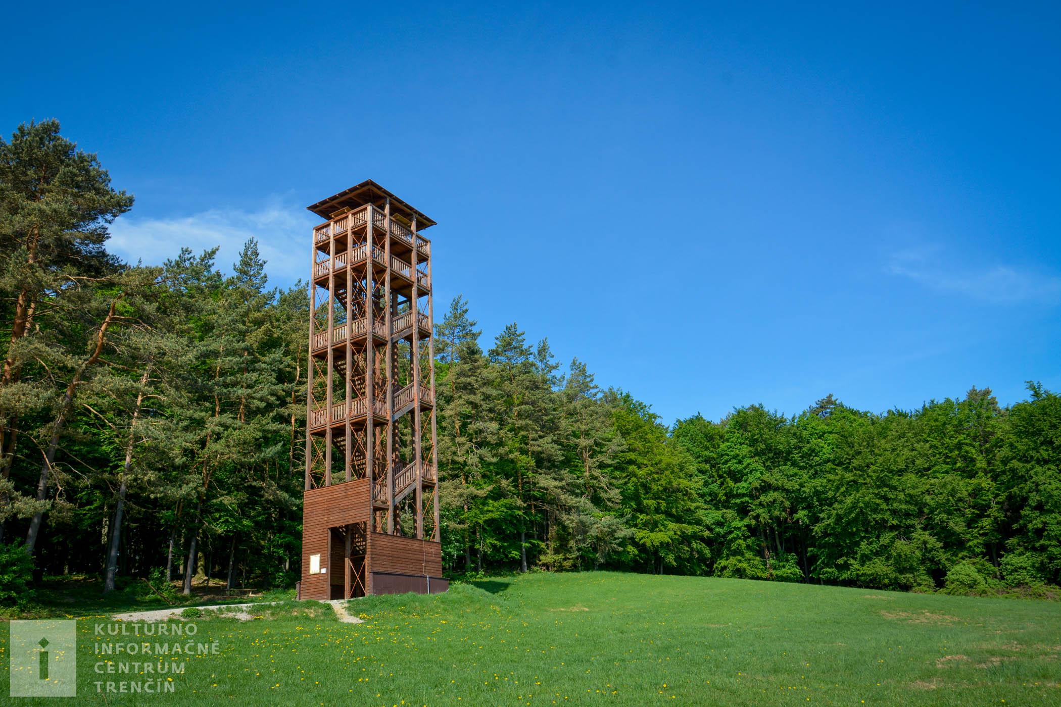 Rozhľadňa Malý Jelenec/Lookout Tower Malý Jelenec