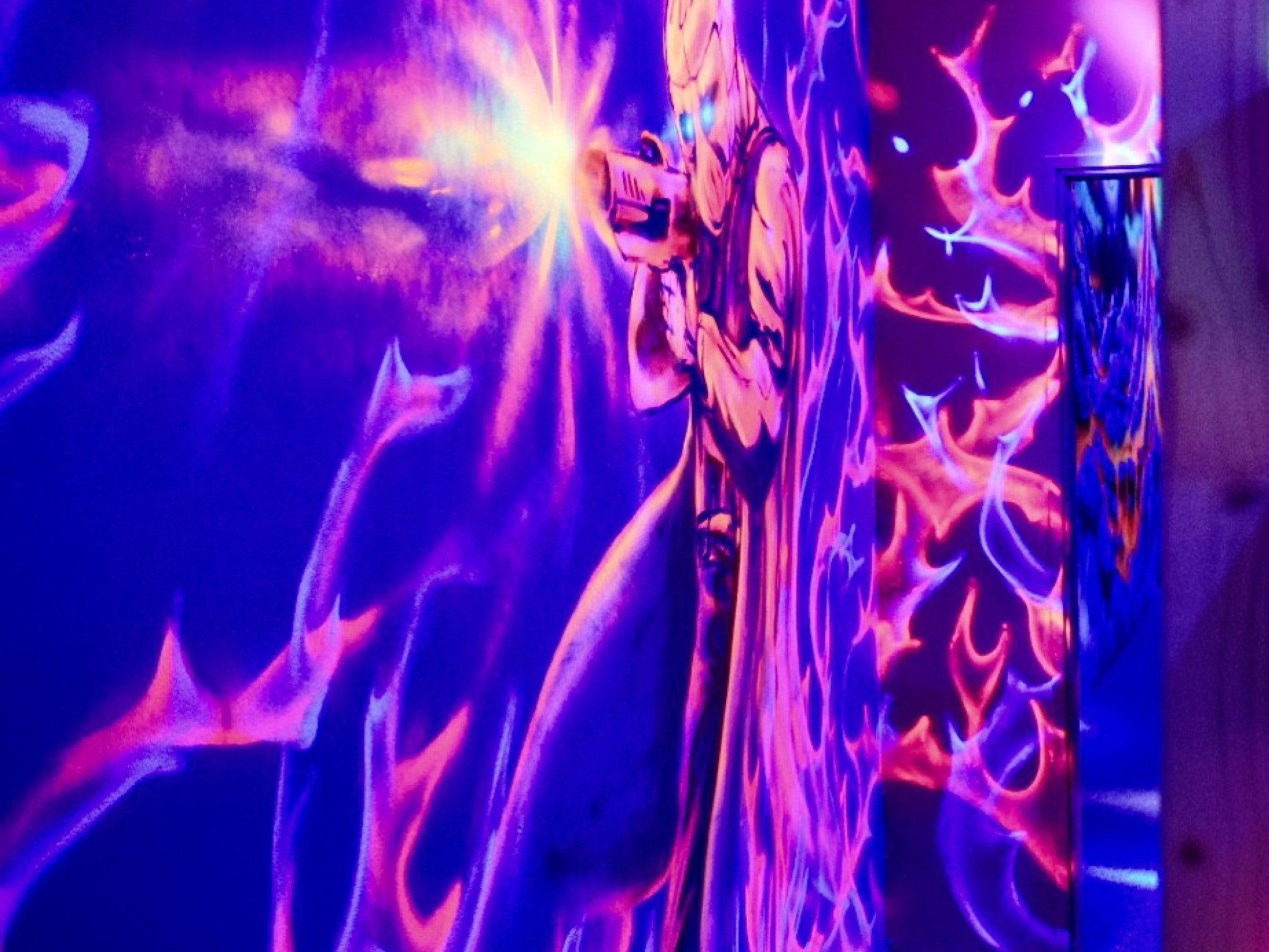 Lasergame Laugo. Foto: Lasergame Laugo