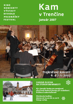 KAM v Trenčíne - január 2007