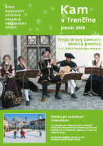 KAM v Trenčíne - január 2008