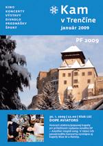 KAM v Trenčíne - január 2009