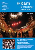 KAM v Trenčíne - január 2010