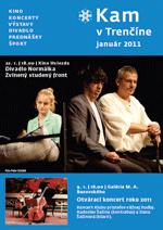 KAM v Trenčíne - január 2011