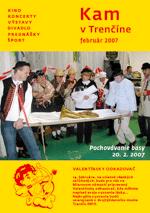 KAM v Trenčíne - február 2007