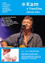 KAM v Trenčíne - február 2011