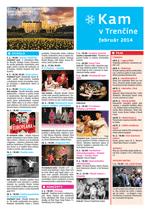 KAM v Trenčíne - február 2014