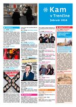 KAM v Trenčíne - február 2018
