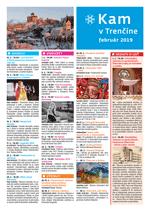 KAM v Trenčíne - február 2019