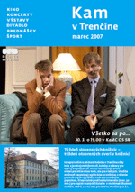 KAM v Trenčíne - marec 2007