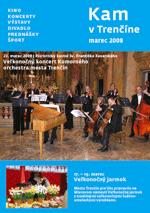 KAM v Trenčíne - marec 2008