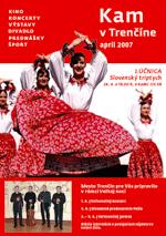KAM v Trenčíne - apríl 2007