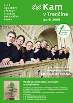KAM v Trenčíne - apríl 2009