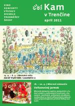 KAM v Trenčíne - apríl 2011