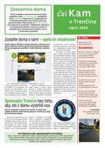KAM v Trenčíne - apríl 2020