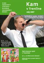 KAM v Trenčíne - máj 2007