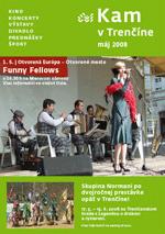 KAM v Trenčíne - máj 2008