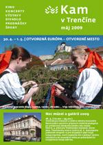 KAM v Trenčíne - máj 2009