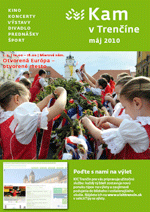 KAM v Trenčíne - máj 2010