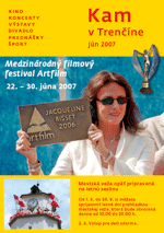 KAM v Trenčíne - jún 2007