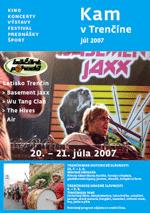 KAM v Trenčíne - júl 2007