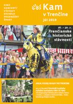 KAM v Trenčíne - júl 2010
