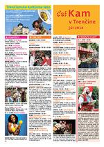 KAM v Trenčíne - júl 2014