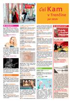 KAM v Trenčíne - júl 2019