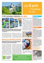 KAM v Trenčíne - júl 2020