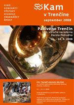 KAM v Trenčíne - september 2008