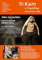 KAM v Trenčíne - september 2009