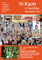 KAM v Trenčíne - september 2010
